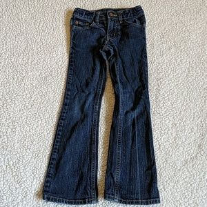 Children's Place Girls Boot Cut Slim Jeans